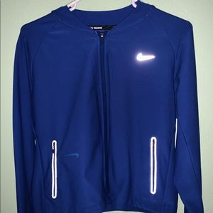 Nike Dri-Fit women's running jacket